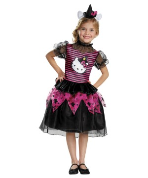 Girls Witch Baby Costume
