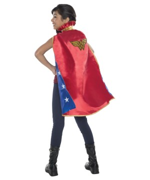 Girls Wonder Woman Cape
