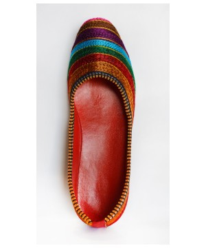 Handmade Indian Ladies Shoes