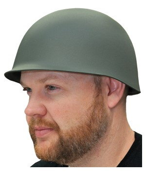 Hard Headed Style Army Helmet