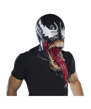 Marvels Venom Latex Mask