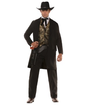 Mens Gentleman Gambler Costume