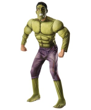 Mens Hulk Ultron Avengers Costume