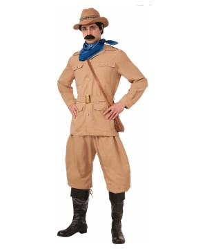 Mens Roosevelt Costume