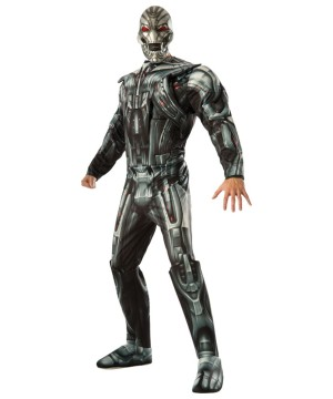 Mens Ultron Marvel Avengers Costume