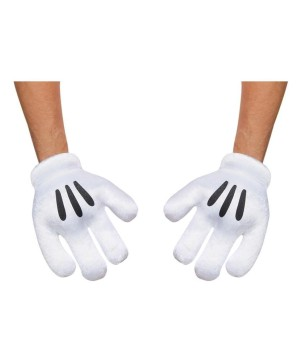 Mickey Mouse Grownup Gloves