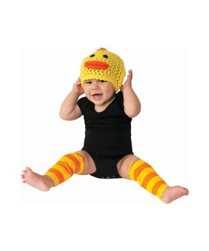 Quacky the Duck Baby Costume
