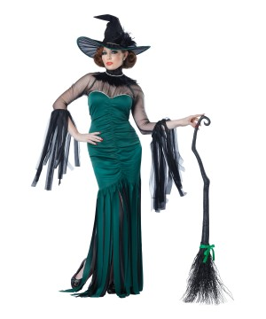 The Grand Sorceress Woman Costume