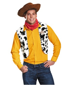 Toy Story Woody Men Costume Kit