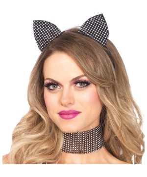 Womens Cat Costume Kit