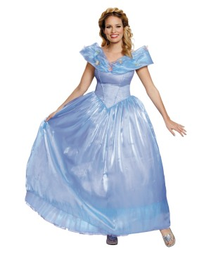 Cinderella Movie Womens Costume Theatrical