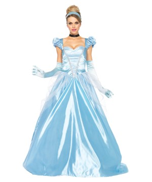 Out of the Movie Princess Cinderella Womens Costume