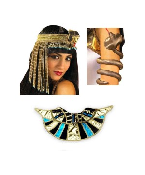 Girls Cleo De Nile Egyptian Costume