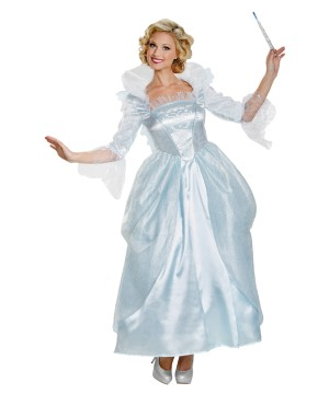 Womens Fairy Godmother Costume