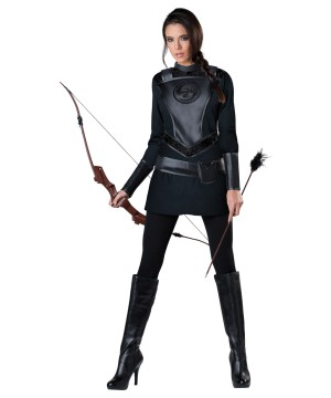 Womens Huntress Countess Everdeen Costume