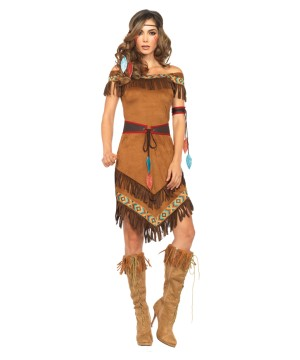 Womens Indian Beauty Costume