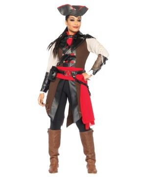 Womens Liberation Aveline Costume