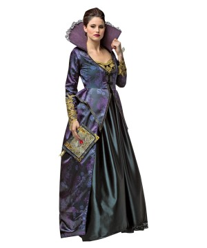 Once Upon a Time Queen Regina Womens Costume