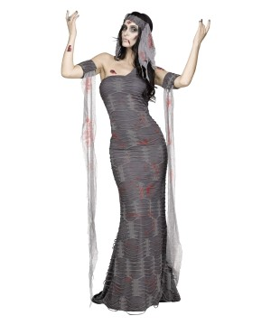 Womens Zombie Mummy Costume