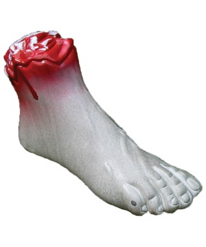 Zombie Foot Decoration