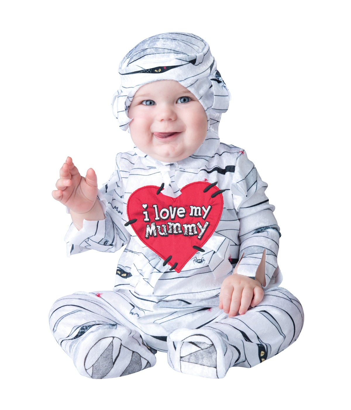 sc 1 st  Wonder Costumes & Loving Mummys Boy Baby Halloween Costume - Egyptian Costumes