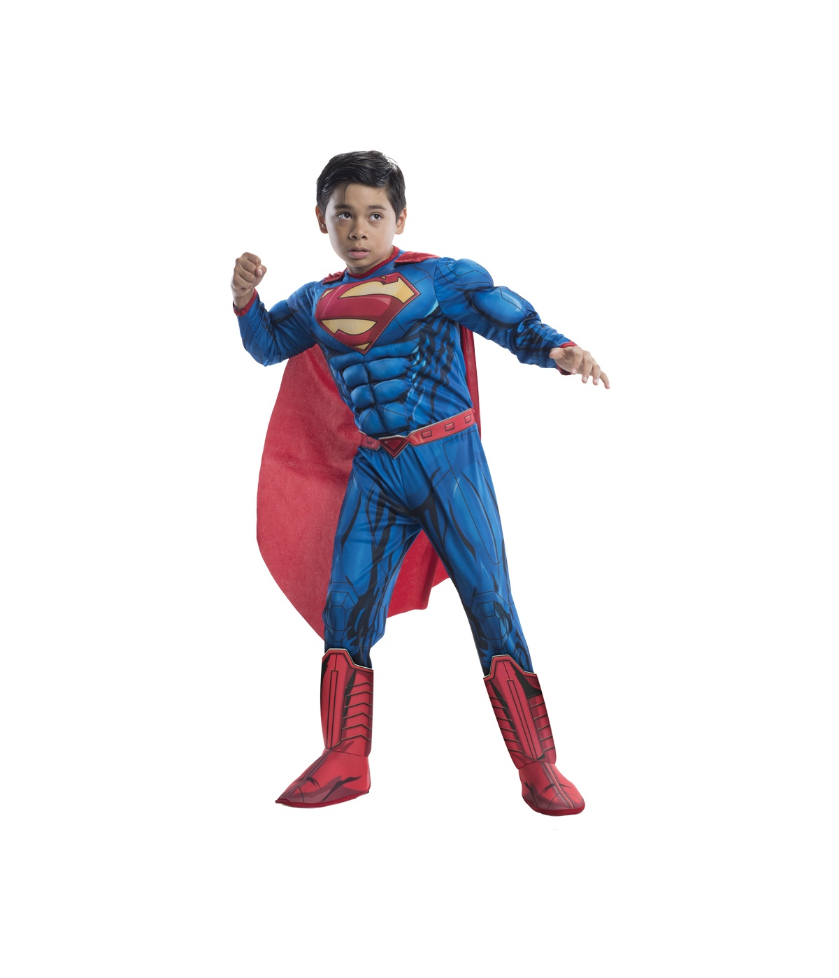 Jason Toys For Boys : Dc comics the new superman boys costume superhero