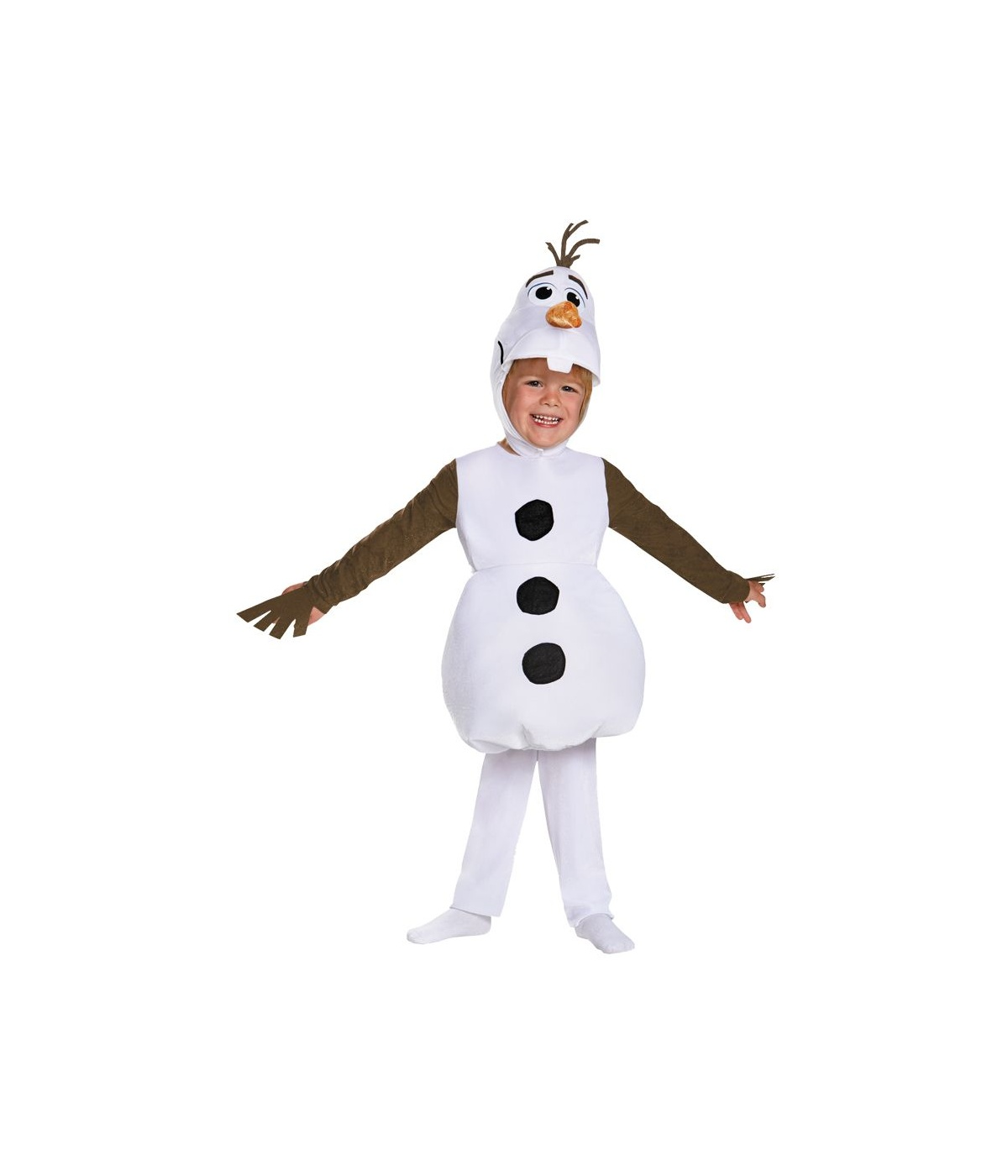 Boys Frozen Olaf Costume