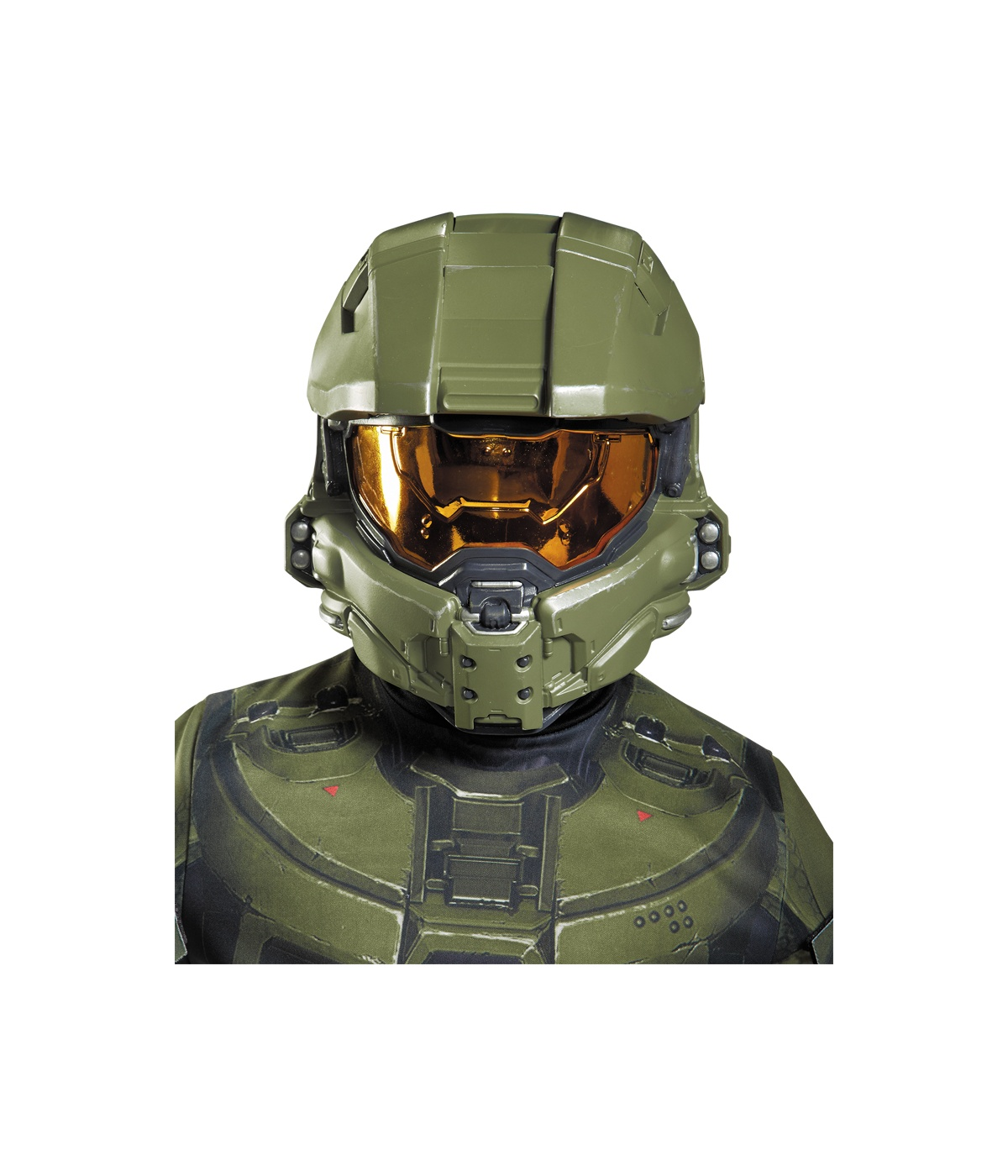 Halo Master Chief Boys Mask - Video Game Costumes