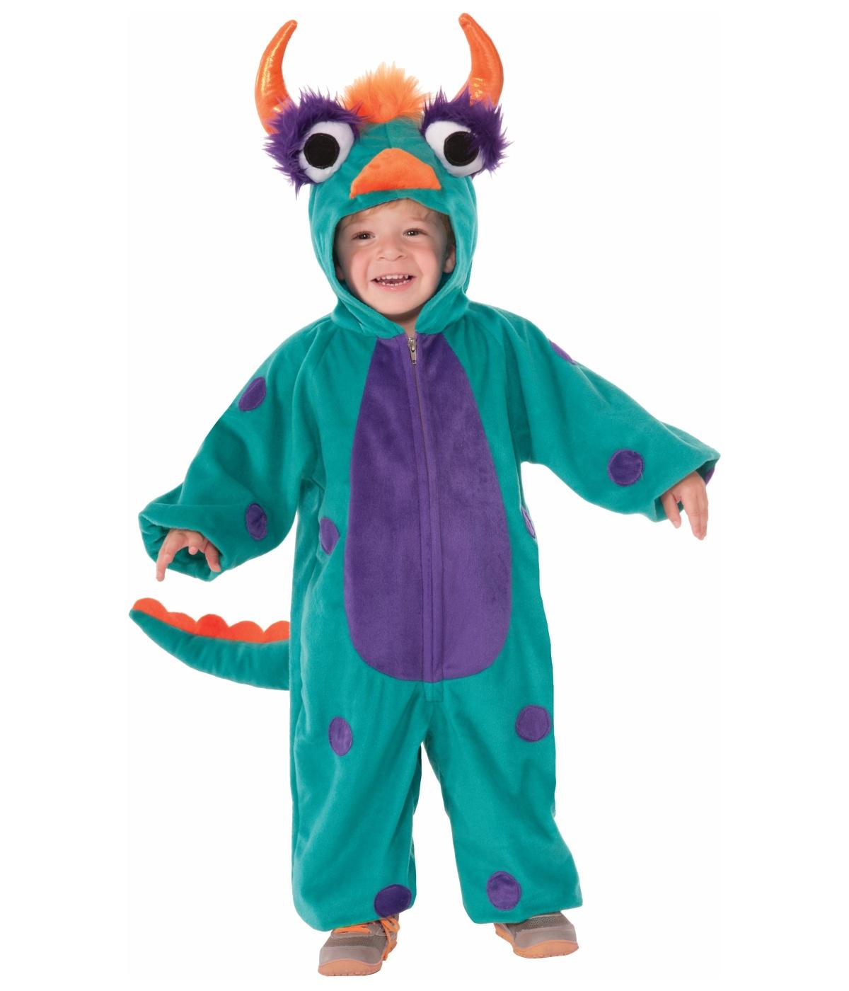 Baby Monster Halloween Costume