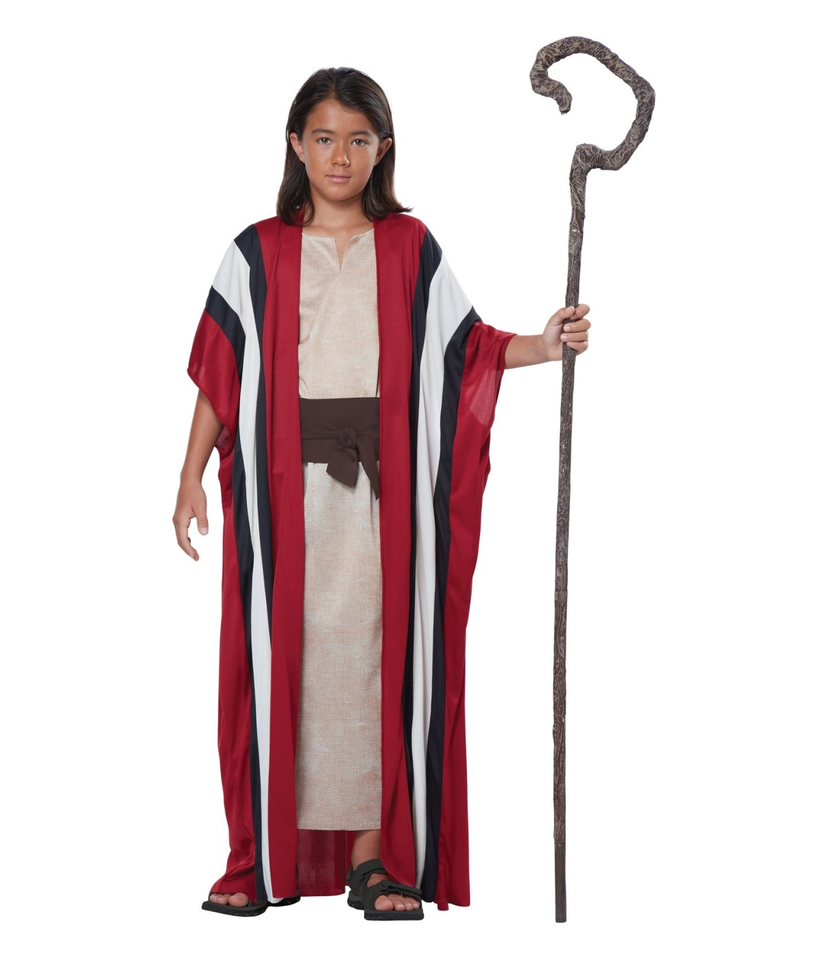 sc 1 st  Halloween Costumes & Moses Biblical Shepherd Boys Costume - Biblical Costumes