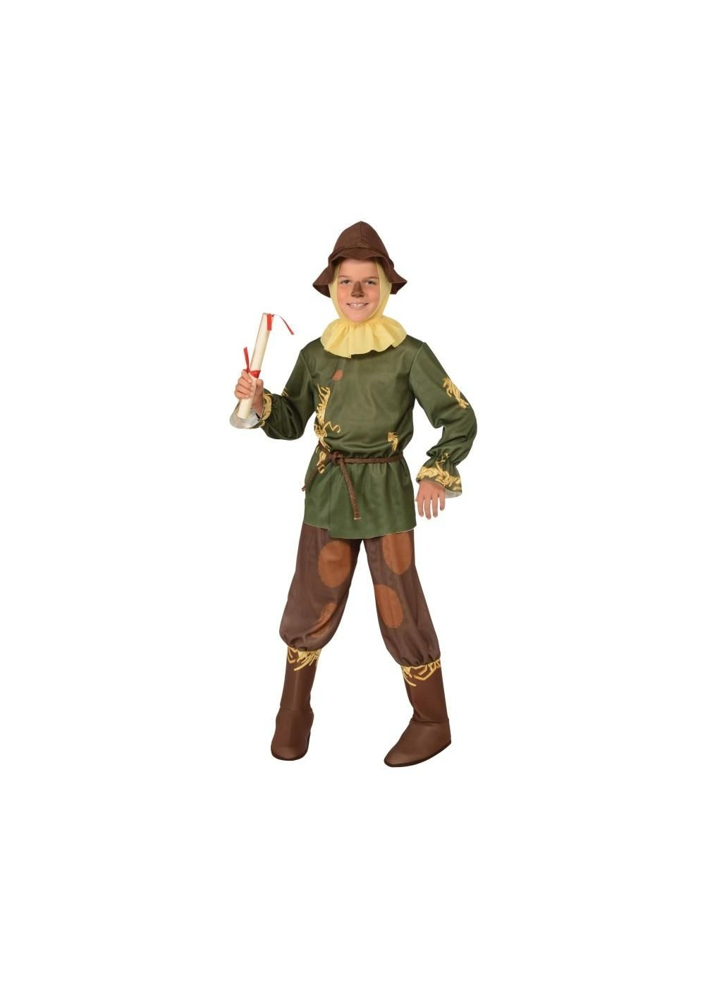 Scarecrow Wizard Of Oz Boys Costume General Category