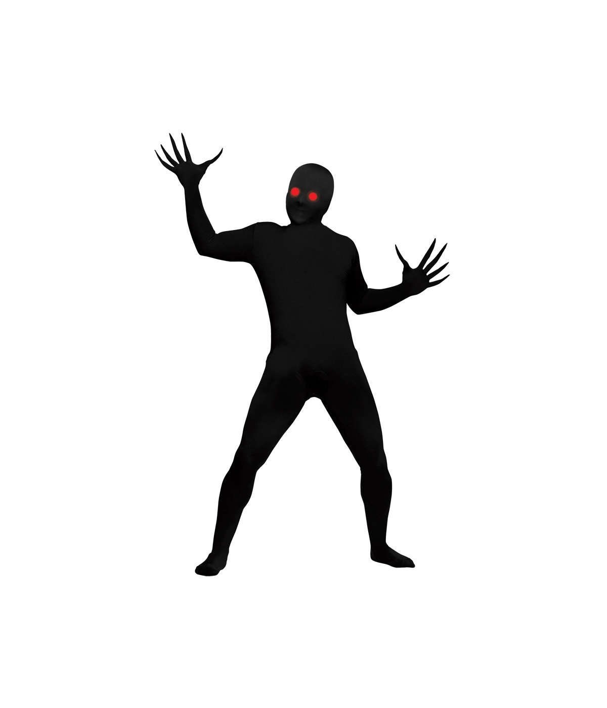 Fading Eyes Shadow Demon Boys Costume Scary Costumes