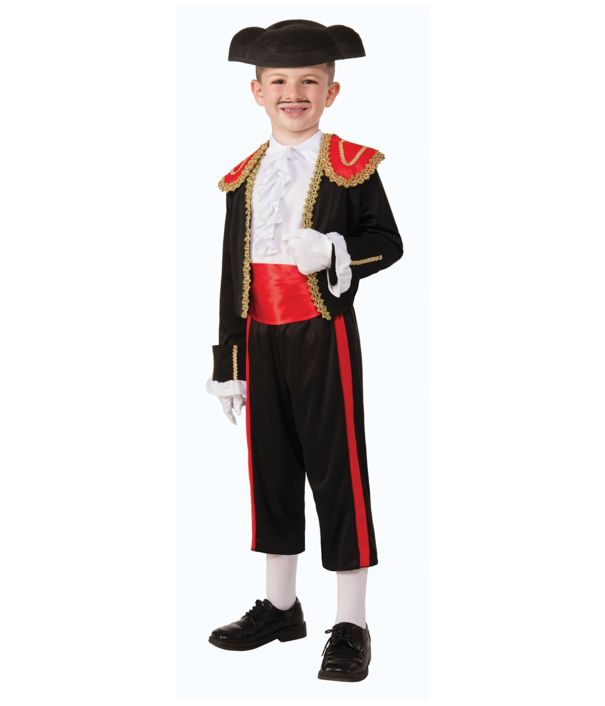 Sr Matador Boys Spanish Bullfighter Costume  sc 1 st  Halloween Costumes & Sr Matador Boys Spanish Bullfighter Costume - Sport Costumes