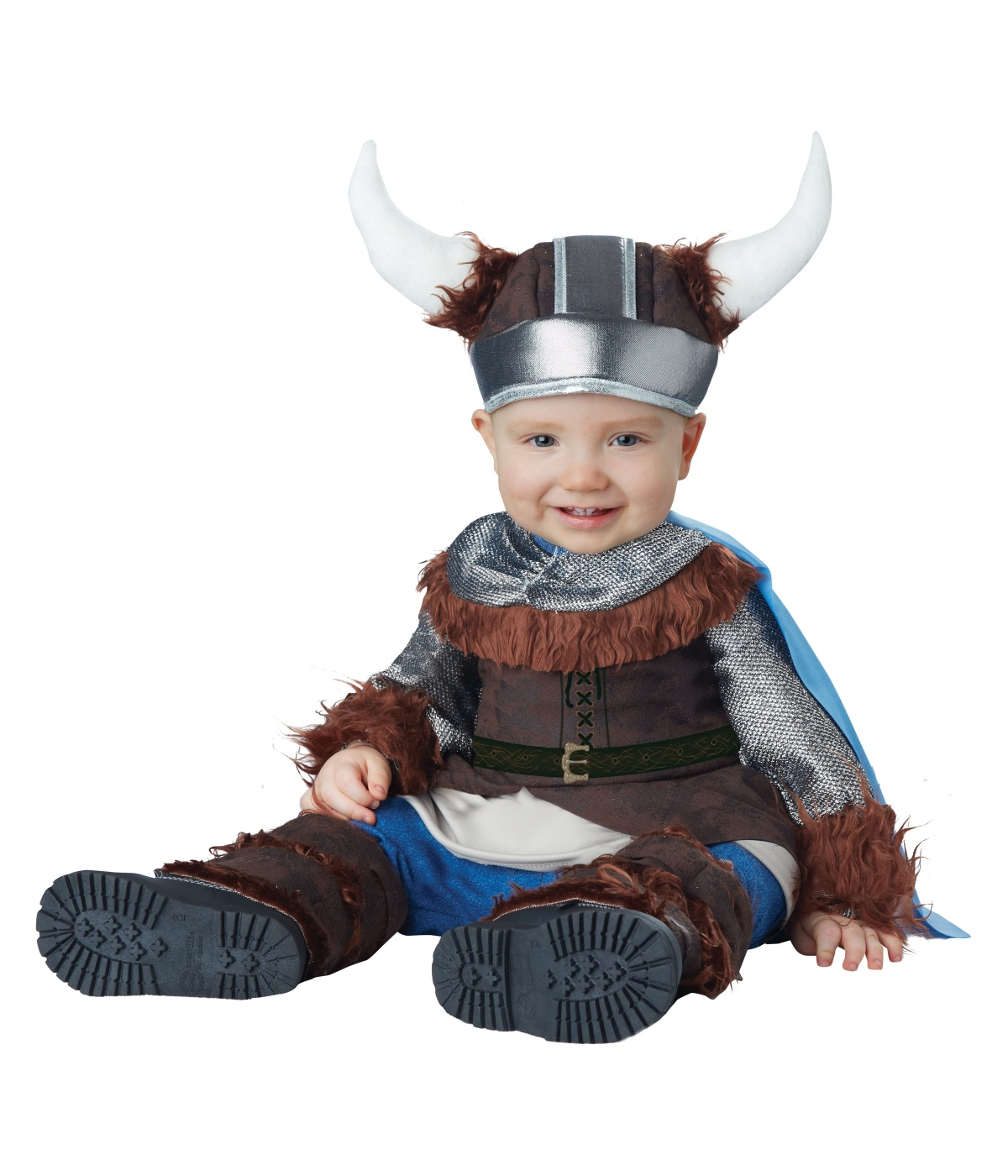 Little Viking Baby Boy Costume - Medieval Costumes