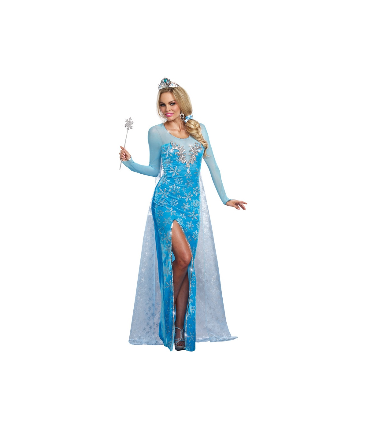 Frozen Womens Ice Queen Costume
