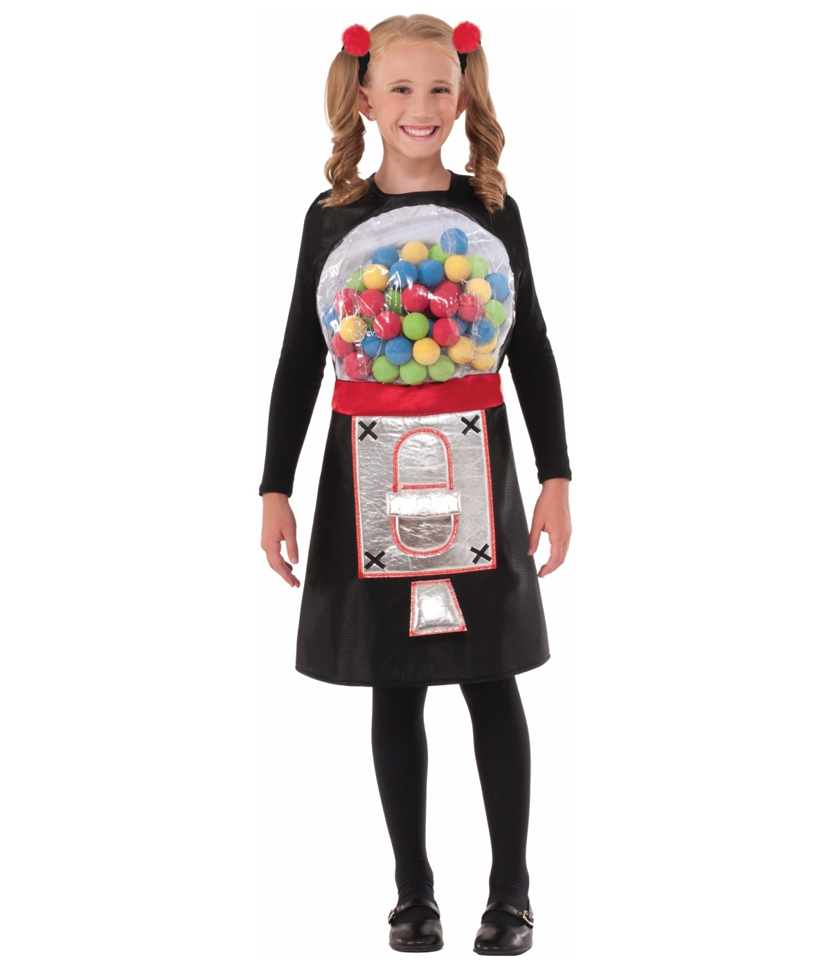 sc 1 st  Wonder Costumes & Bubbly Gumball Machine Kids Costume - Food Costumes