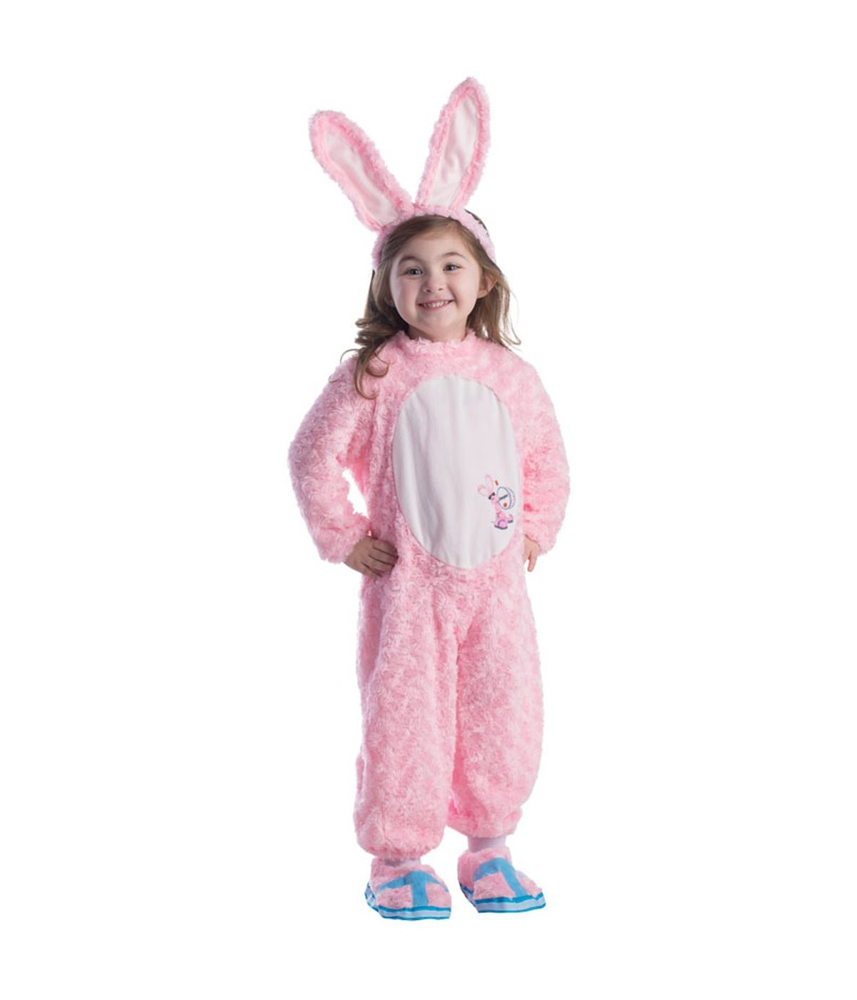 Energizer Pink Bunny Girls Costume Animal Costumes