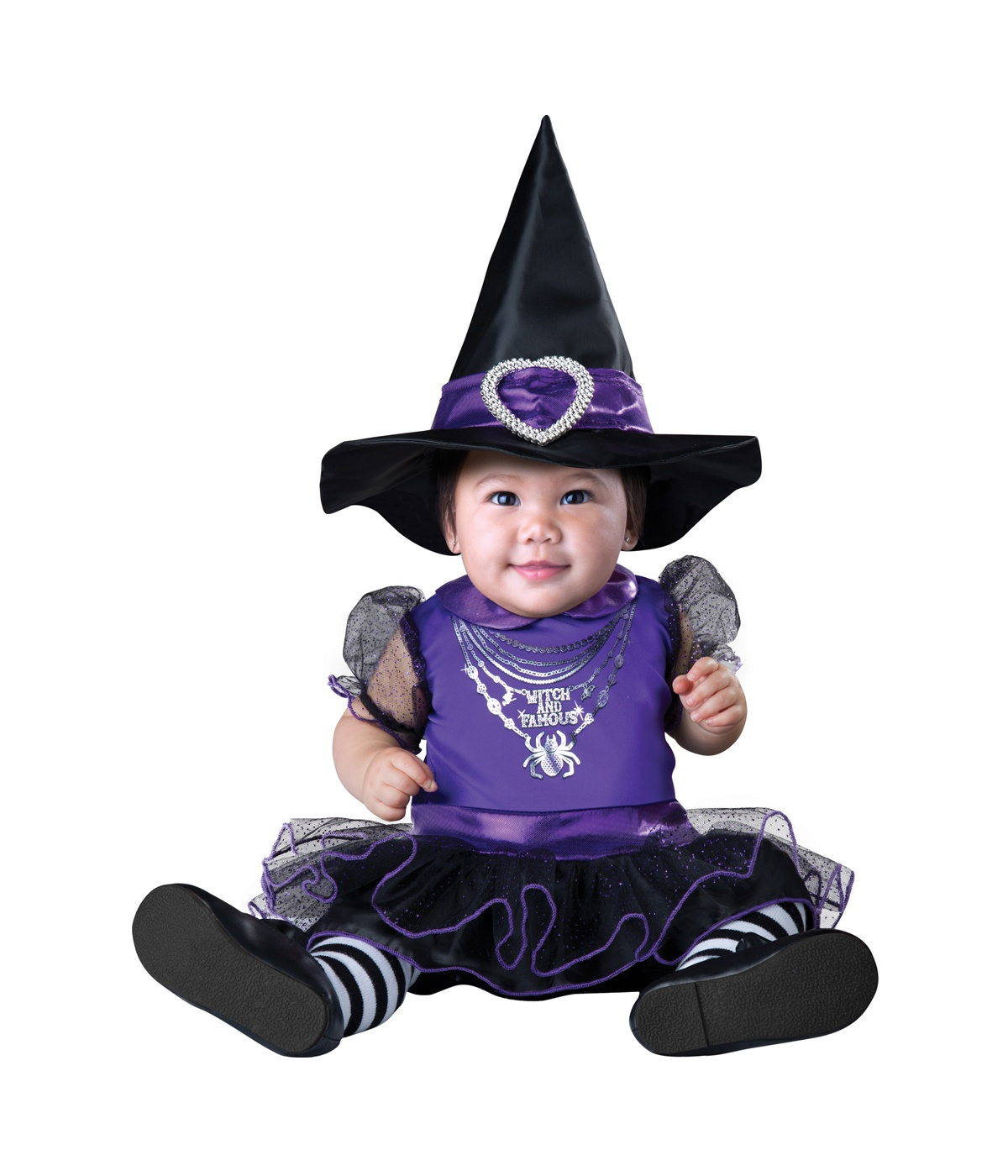 Life Of The Witch And Famous Baby Girl CostumeWitch Of Life Outfit