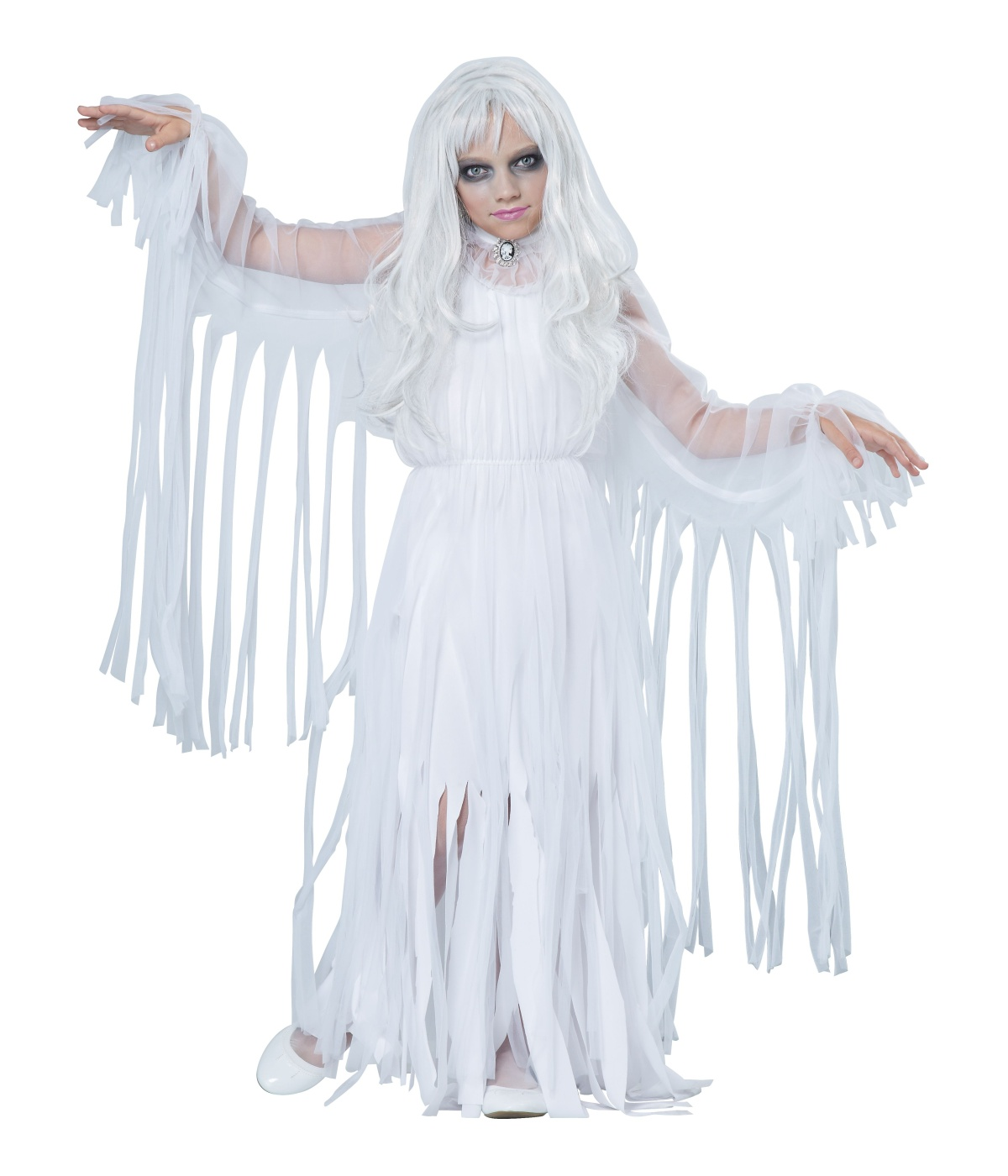 spooktacular ghostly girls costume - ghost costumes