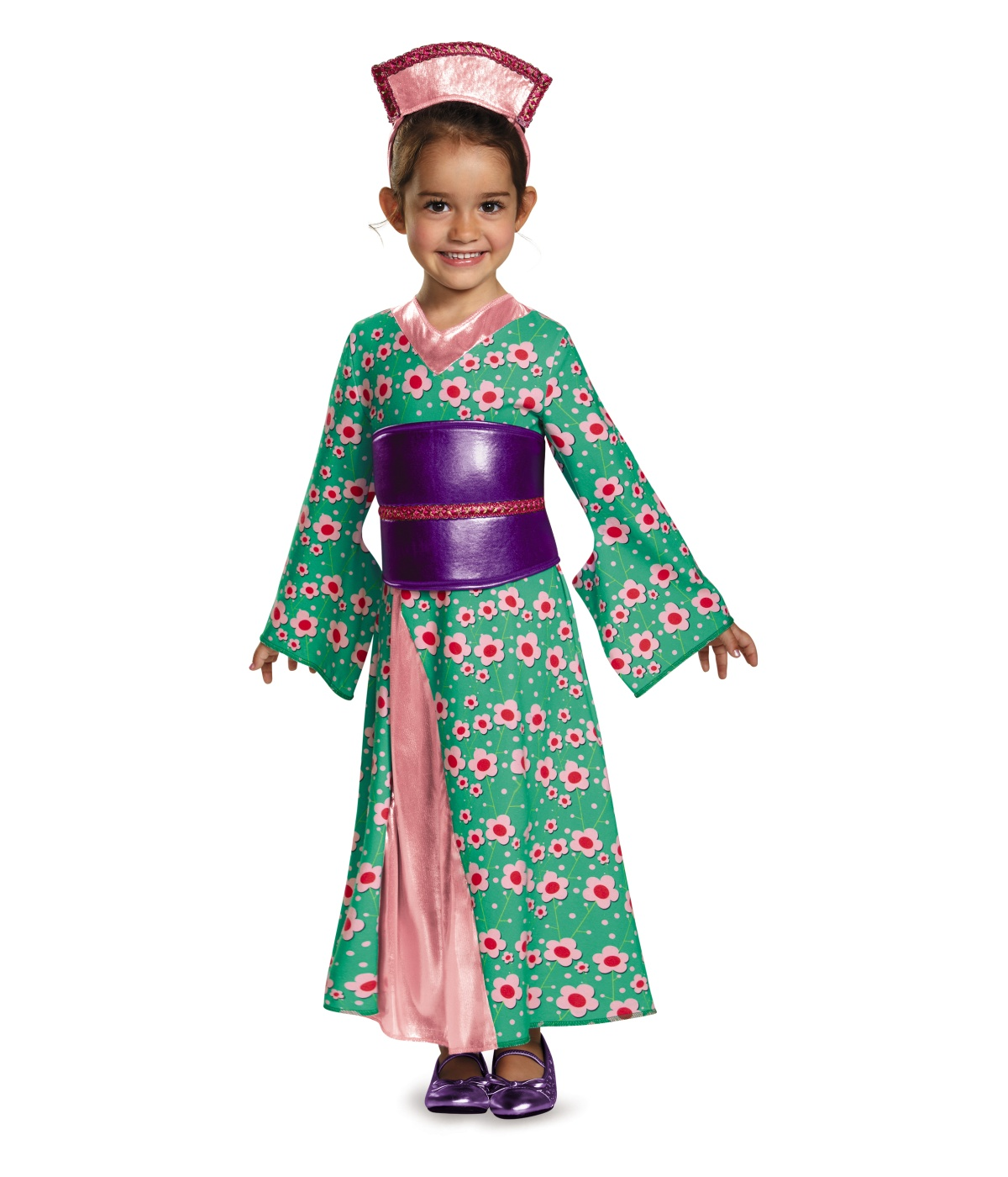 sc 1 st  Halloween Costumes & Kimono Cutie Girls Princess Toddler Costume - International Costumes