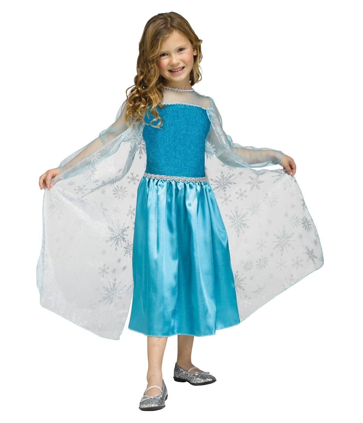 Frozen Winter Queen Girls / Toddler Costume