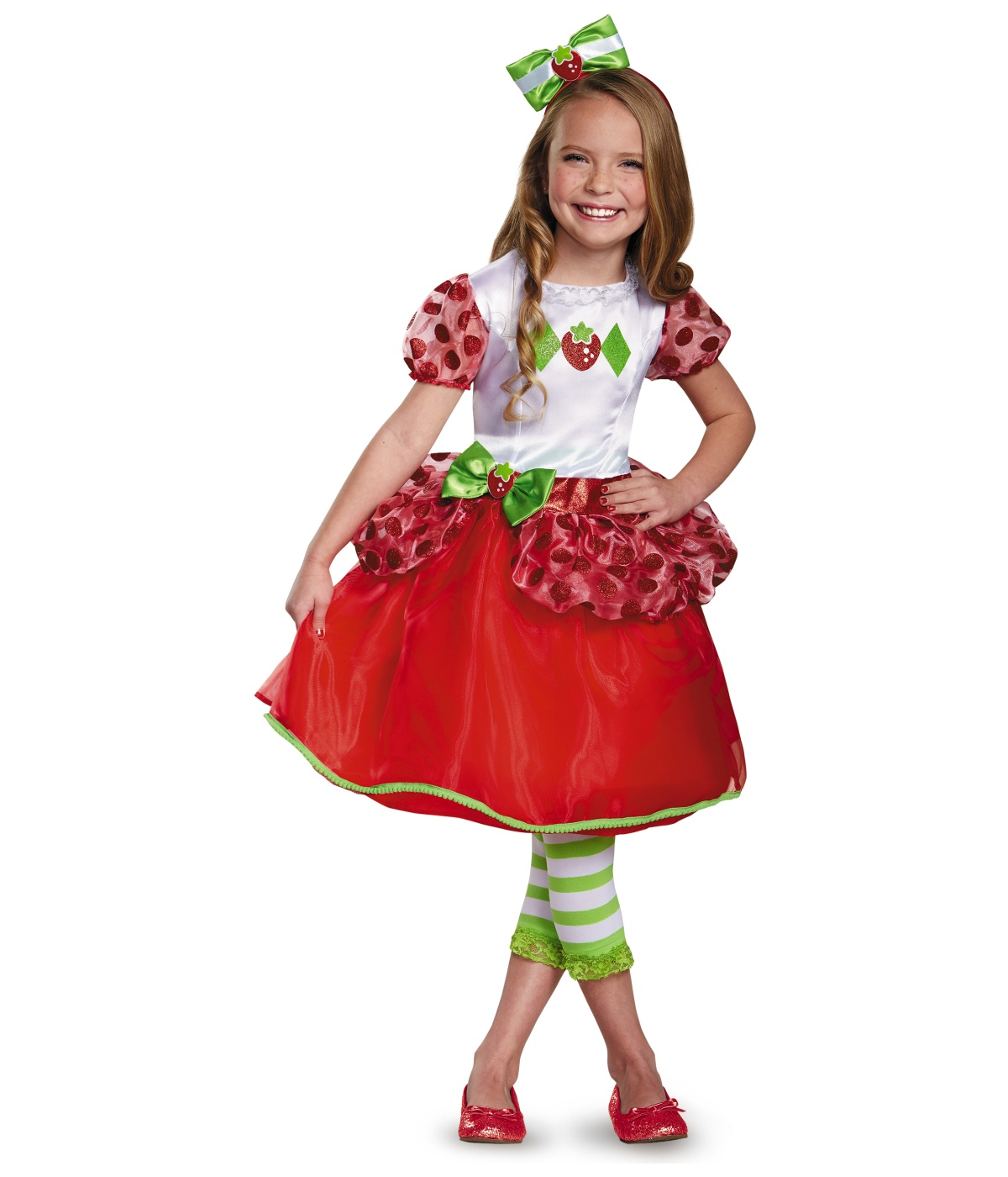 78321b160 Strawberry Shortcake Girls / Toddler Costume - New Arrivals