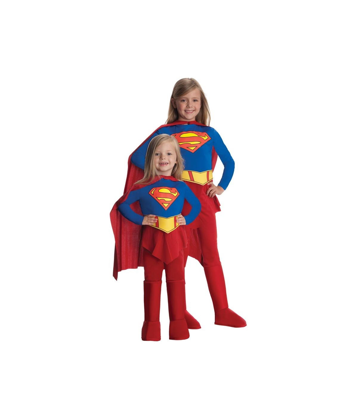 Girls Super Power Baby Costume