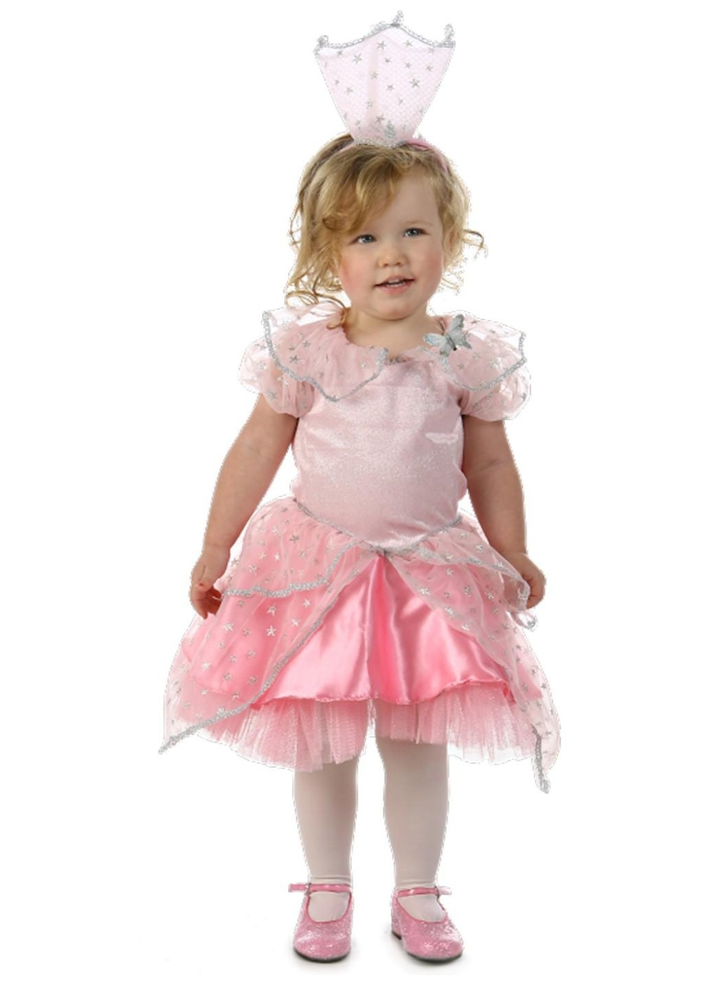 Wizard Of Oz Glinda The Good Witch Baby Costume  sc 1 st  Wonder Costumes & Wizard of Oz Glinda the Good Witch Baby Costume - Movie Costumes