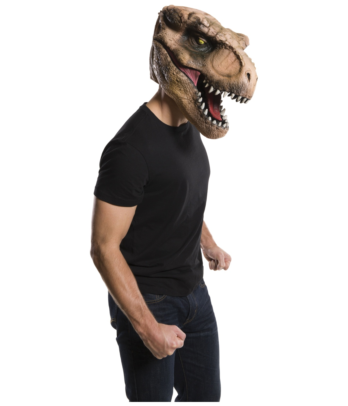 Jurassic World T Animal Masks