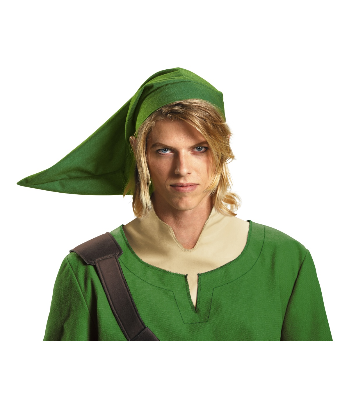 sc 1 st  Wonder Costumes & Link Mens Legends of Zelda Elf Hat - Video Game Costumes