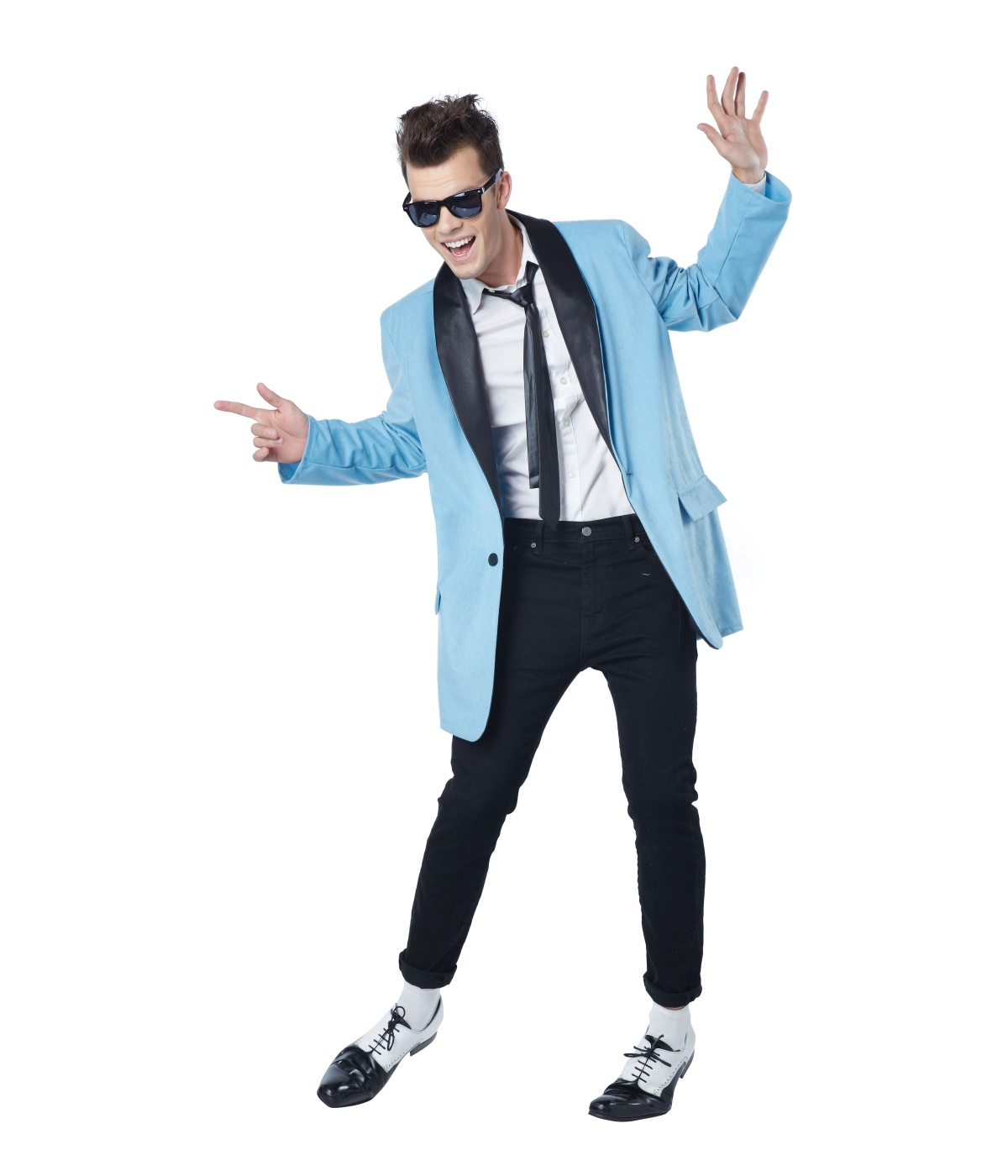 Mens 1950s Idol Costume