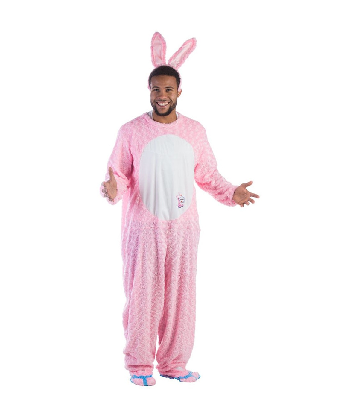 Pink Energizer Battery Bunny Mens Costume Animal Costumes