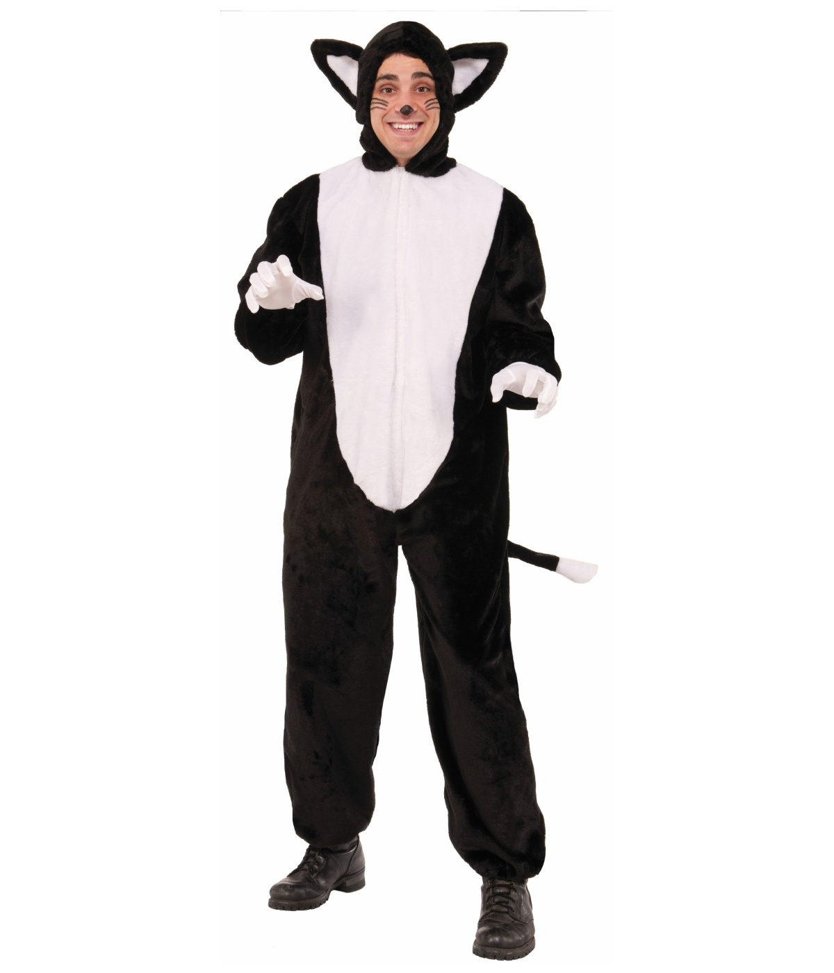 Elegant Cat Mascot Costume Animal Costumes