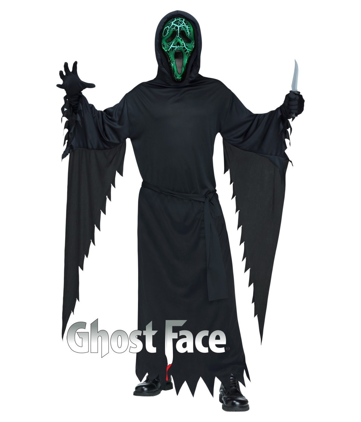 Mens Ghost Face Costume